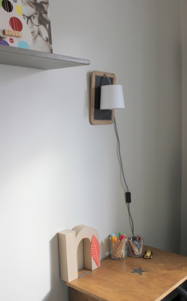 article lamp diy2