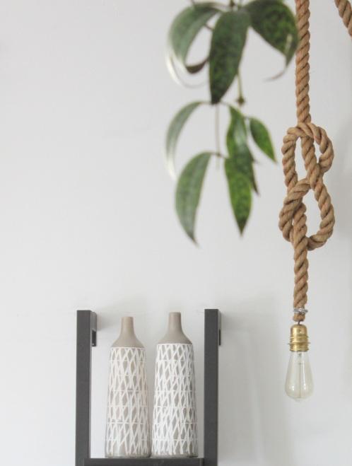 Lampe en cordage-001