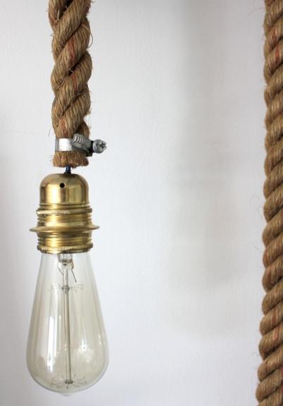 Lampe en cordage18